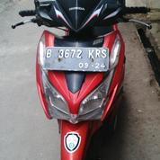 Vario 2014 Merah 9.7nego