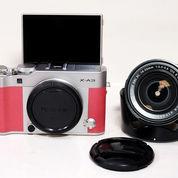 Fujifilm X-A3 Kit 16-50mm OIS II Pink Good Condition