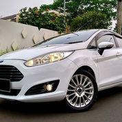 Ford Fiesta S Matic 2014 Putih Tgn`01 TERAWAT