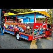 Pasar Malam Kereta Mini Coaster Odong Risma Rjm Promo Promo