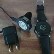 Samsung Galaxi Watch 46mm..Kondisi 99%