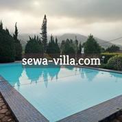 Sewa Villa Di Cipanas Puncak View Pegunungan Villa Ambarita
