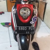 Yamaha Mio Fino 2013