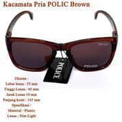 Kacamata Branded Sunglasses Pria POLIC