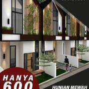 Rumah 2 Lantai 600 Juta'an Baru Gress Surabaya