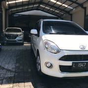 Daihatsu Ayla Tipe X 2014 Barang Mulus KM Rendah