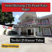 Hotel Aktif Di Pusat Kota Bogor Jawa Barat