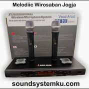 Mic Wireless Audiio Sound S 1000