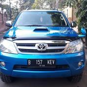 Toyota Fortuner G 2.7 Cc A/T Bensin Cbu Th' 2005