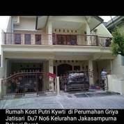 Rmh Kost Kywti/Mhswi Di Bekasi Barat Deket Kampus Gunadarma 50M Ke Jln Raya Patriot- Kranji