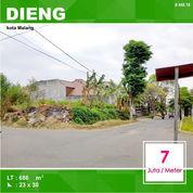 Tanah Hook Luas 689 Di Bukit Dieng Kota Malang _ 448.19