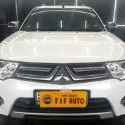 Mitsubishi Pajero Sport Dakar 2.5 VG Turbo 2014 AT Putih