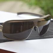 Kacamata Porsche Design P8517 Warna Cokelat Bronze 100% ORIGINAL COD Cibubur