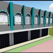 Kios Termurah Dan Terstrategis Dikawasan Stasiun Bojonggede