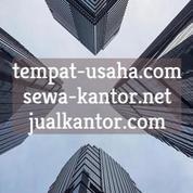 District 8 SCBD Jakarta Selatan Bare Condition / Unfurnished
