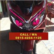 DISKON, Call 0815-4234-1125, Stiker Lampu Motor Di Jakarta