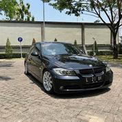 320i E90 Lifestyle Pemakaian '09 Black On Beige Asli L Full Option