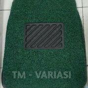 Karpet Mie Tebal Karpet Bihun Mobil Universal Warna Hijau