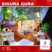 Resto Cafe Hook Luas 91 Di Sigura Gura Kota Malang _ 459.19