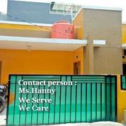 Rumah Sweet Orange Harga Manis Di Pondok Ungu Permai