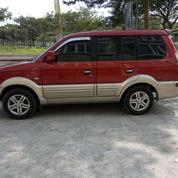 Mitsubishi Kuda Grandia M/T Tahun 2005 Merah