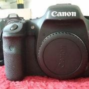 Canon 7D BO Mulus