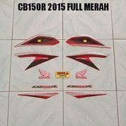 Striping CB150R 2015 Full Merah