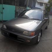 Toyota Starlet 1.3 Seg Tahun 1993 Abu2 Metalik