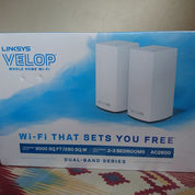 Router Linksys Velop AC2600 2 Pack