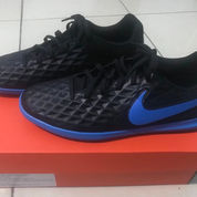 Sepatu Futsal Nike Legend 8 IC Blue UK 41 Like New