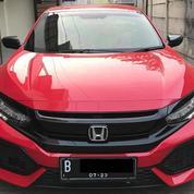 Honda Civic Turbo 1.5 E CVT AT 2018 Merah Red Pjk 1Thn