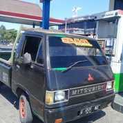 Mitsubishi Pick Up Mesin Bensin Joss Siap Pakai No Minus