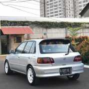 Toyota Starlet Tahun 1997 Warna Putih