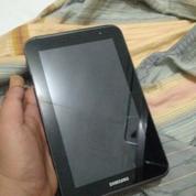 Samsung Tab 2 7in P3100 Bisa Kartu Wifi 1gb/16gb 2kamera Tinggal Pakai