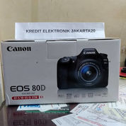 Canon 80D Kit EF-S 18-55 IS STM