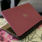 Laptop DELL Inspiron 1122 AMD E-450 LED 11.6 Inchi Pink Colour