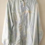 Jaket Arnold Palmer Putih - Inner Hijau