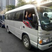 Sewa ELF Tangerang Ciledug Cipondoh Benda Karawaci Cimone