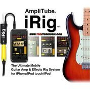 Efek Gitar/Bass I-Rig Untuk Iphone,Ipad