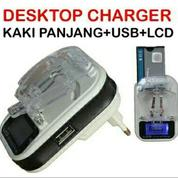 Desktop Charger - Carger Kodok LCD