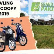 Tanah Kavling Kota Malang Gratis Motor Scopy