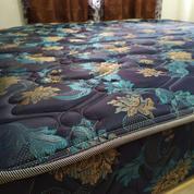 Spring Bed Central Deluxe Biru 160x200 Medium