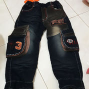 Celana Jeans Anak Umur 4-5thn