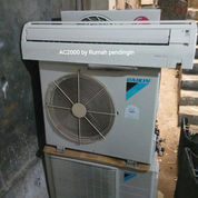 AC Daikin 2pk Second Bekas All In ( Pasang - Bayar)