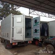 Ready Stock Hino Box Aluminium