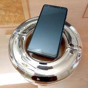 Samsung A7 2018 4/64 Black Mulus No Cacad Siap Pakai Surabaya