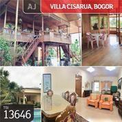 Villa Cisarua, Bogor, 3.000 M, 1 & 2 Lt, SHM