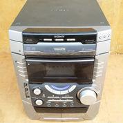 Sony HCD -VX88 Amplifier Receiver 250 Watt