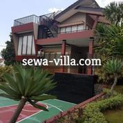 Sewa Villa Puncak Dengan Private Pool Villa Joddy 4 Kamar Tidur