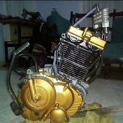 Mesin Motor Satriya Fu 180cc
